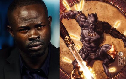 Black Panther Actor Black Panther is Another