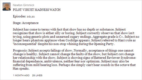"The last of the ""PILOT VIRUET MADNESS WATCHES."""