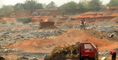 dump in niger