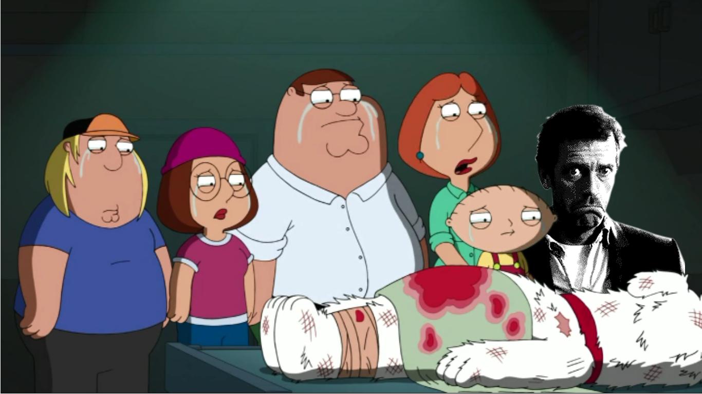 family guy season 12 episode 6 life of brian