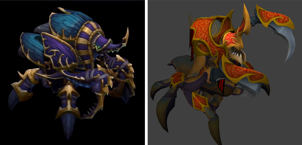 my personal fears about dota 2 s art plagiarism made real