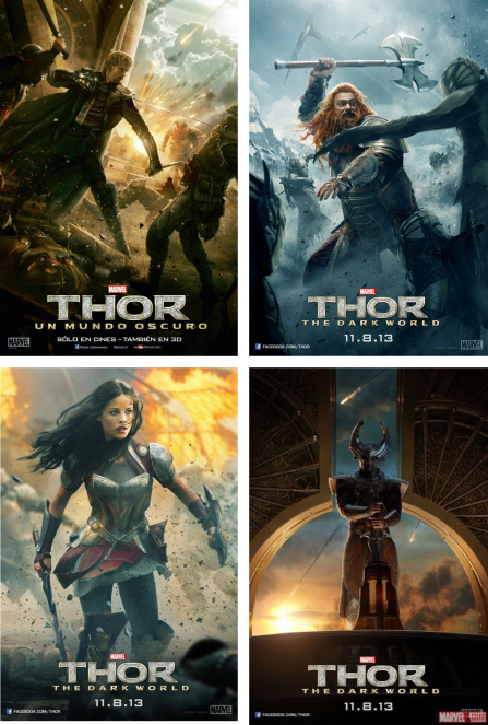 thor2posters