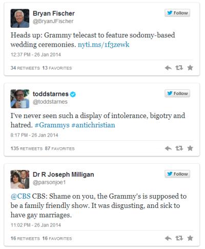 grammy tweets