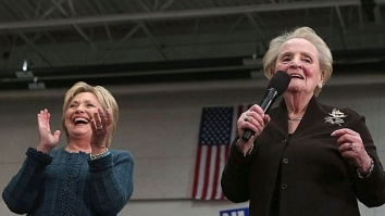madeleine-albright-and-hillary-clinton