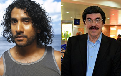 Naveen Andrews vs Yasser Azmeh
