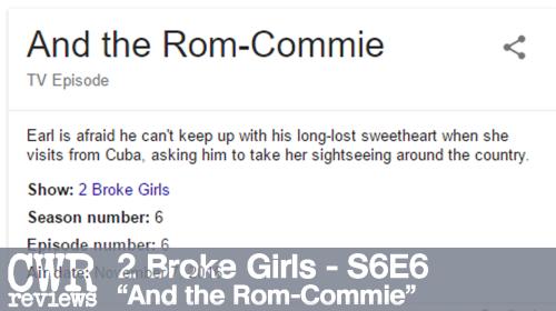 romcommie